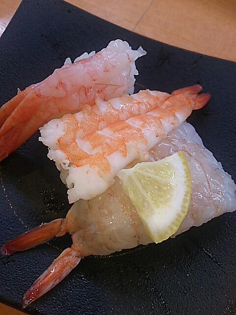 ヵッパ寿司。。。