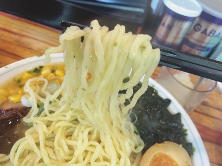 金ちゃんラーメン 谷地店