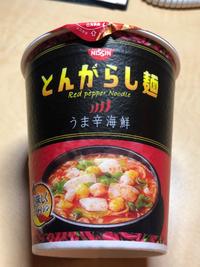 とうがらし麺 うま辛海鮮