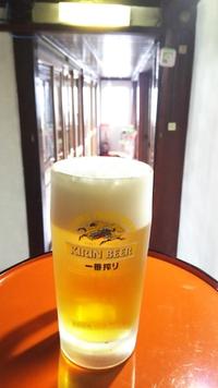 モーニングビール♪