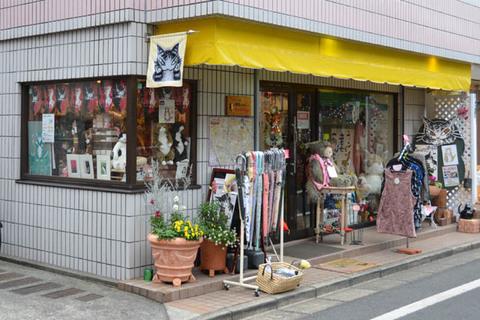東京・猫編ニャンコ
