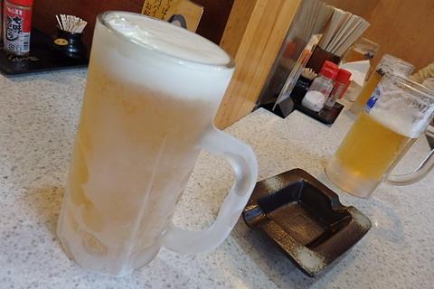 キンキン生ビール