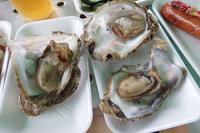 岩牡蠣ビアパーティー