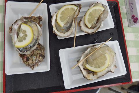 岩牡蠣アンジュ