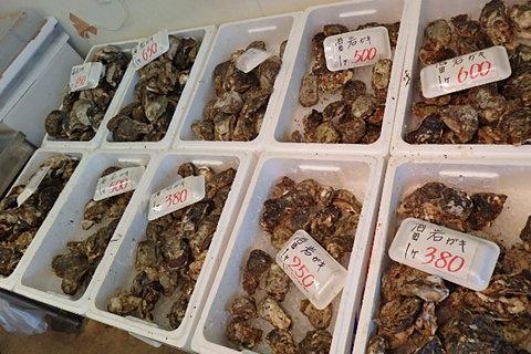 岩牡蠣 Cランチ