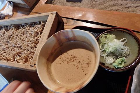 生石大松家蕎麦