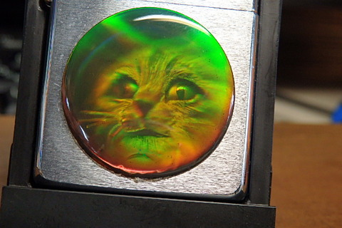 庄内猫ジッポー