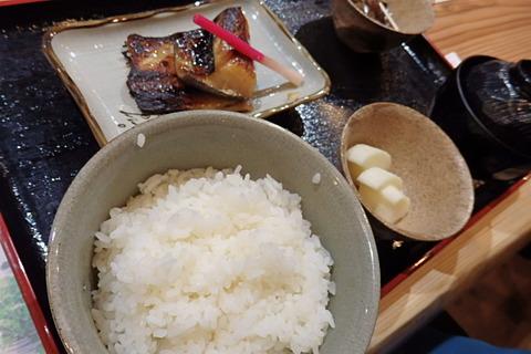 焼魚もっけ定食