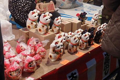 【だるま市】鶴岡だるま祭