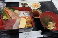 海鮮丼塩釜市場