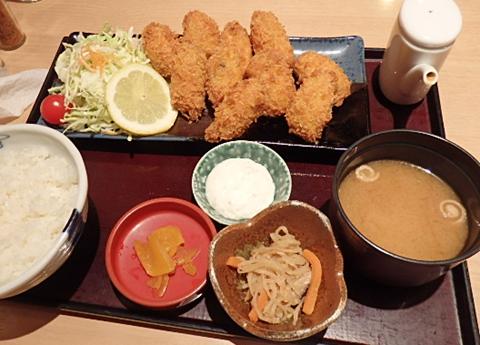 海菜魚藩定食