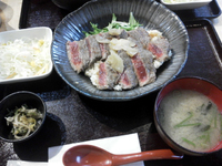 ステーキ丼肉球食堂