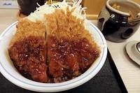 ソースかつ丼お好み焼きソバ