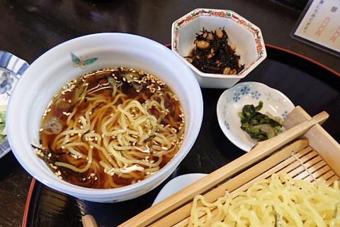 昼米ざる中華