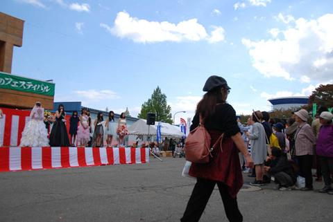 庄内シルクガールズ大産業祭