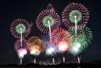 酒田花火ショー2017其の1 2017/08/06 00:15:28