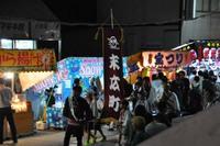新庄宵祭り18番運行