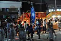 新庄宵祭り20番運行