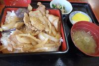 豚バラ丼ランチ