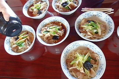 笹川肉うどん