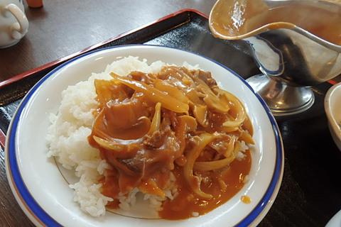 ハヤシライス(自家製)