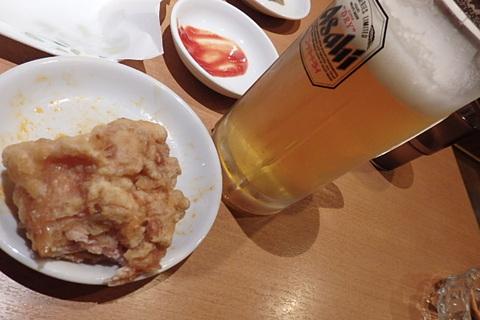 天津飯生ビールセット