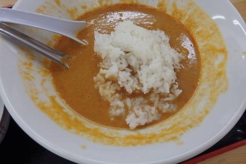 金ゴマ醤油坦々麺