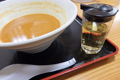 味噌タンタン麺金ゴマ