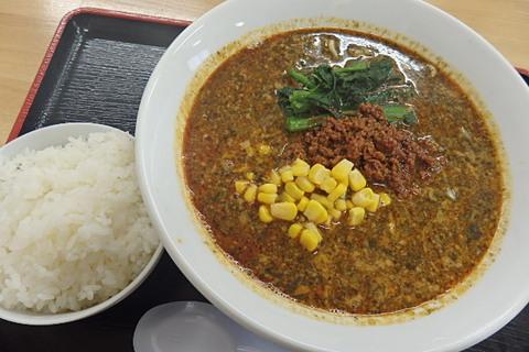 ミックス猫坦々麺