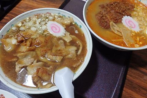焼肉中華カレーチャーハン