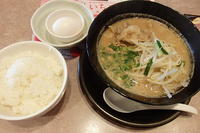 徳島ラーメン麺屋ガスト