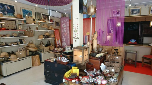 しな織の銘店