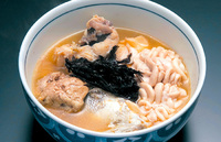 寒鱈汁のレシピ