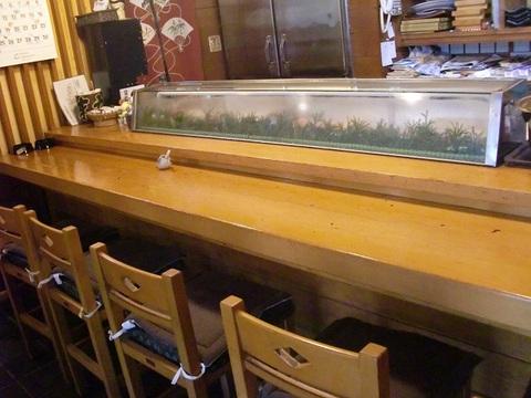 あつみ温泉のお寿司屋さん