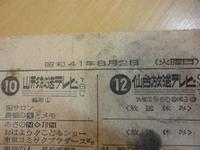 昭和41年の新聞