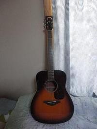 ギターが来た