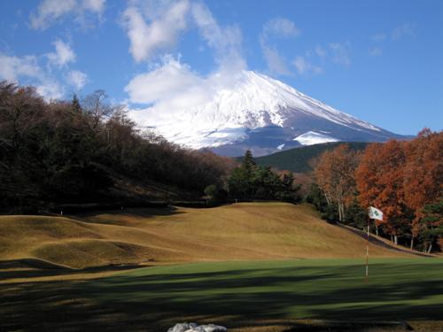 富士山に!!