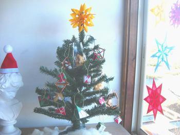 トランスパレントで楽しむクリスマス