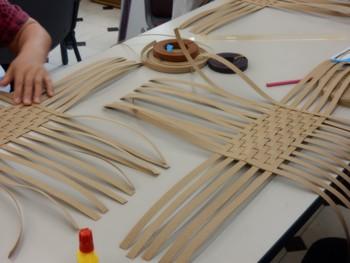 『クラフトバッグ作り教室』を行いました!