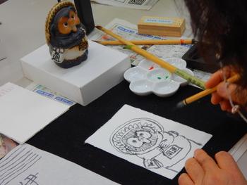 『絵手紙教室』開催のお知らせ!