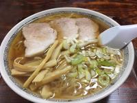 食堂一富士さんの中華550円ヽ(^◇^*)/