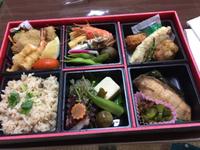 割烹綾君のお弁当(ˊo̶̶̷ᴗo̶̶̷`)੭✧