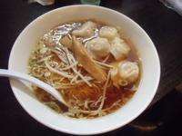 ワンタン麺 昇龍閣 酒田市ラーメン