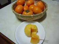 んめぇ~! 庄内柿