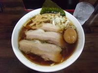 太麺ラーメン 太麺屋、鶴岡市