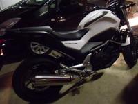 ドナドナ~、冬季バイク預かり、ホンダNC700S