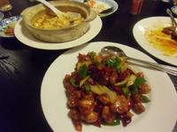 昇龍閣、やはりボリューム凄い!韓国調理店、新年会