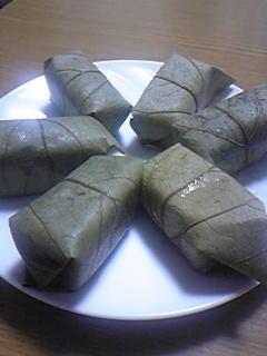 ☆.。柿の葉寿司。.☆