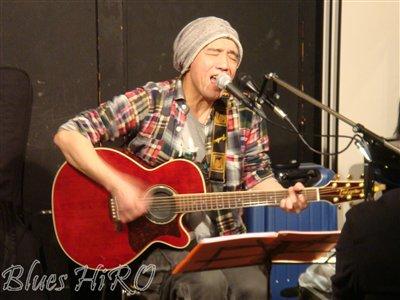 『村田和人 Live at Blues HiRO』終了!