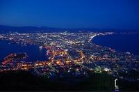 函館の夜景♡